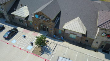 Aerial Property Surveys and Inspections